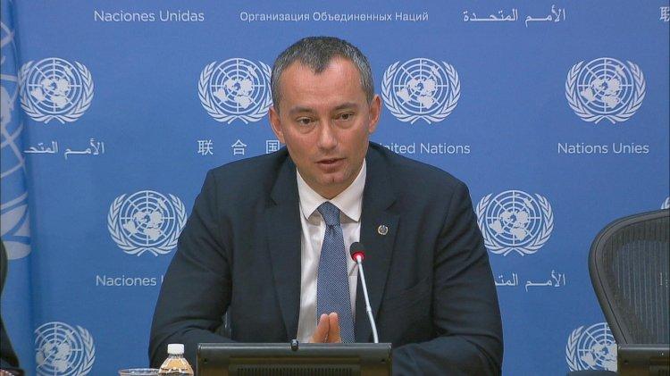 إنفوجراف نيكولاي ملادينوف.. المبعوث الأممي الجديد إلى ليبيا