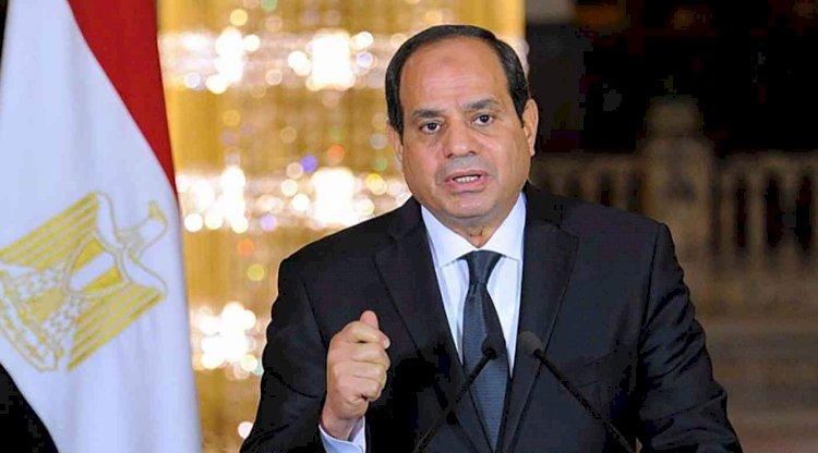 السيسي يُطلق استراتيجية حقوق الإنسان ويؤكد: الإخوان ينخرون بجسد مصر منذ 90 عاما