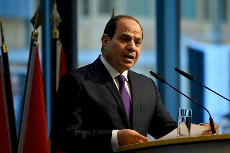 السيسي يكرم أبطال مصر الأولمبيين بقصر الاتحادية